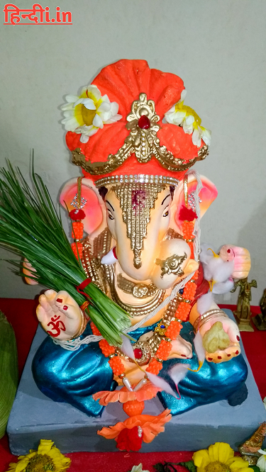 Lord Ganesh Aarti in Hindi – Hinglish